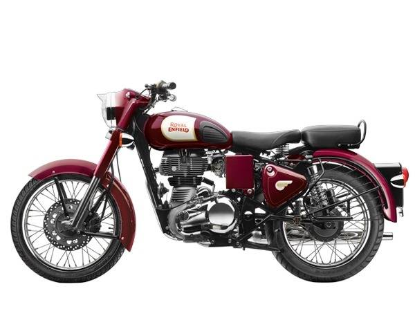 # Classic 350 ABS Red